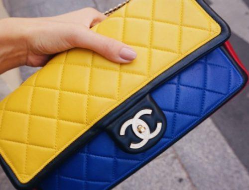 Mondrian x Chanel