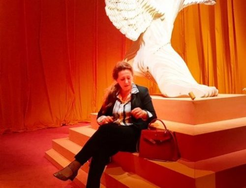 Hermés à tire d'aile au Grand Palais