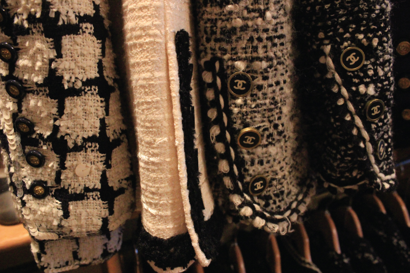 Tweeds-Chanel