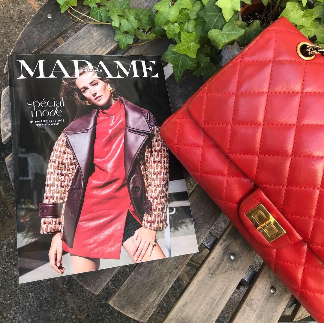 Air France Madame Octobre 2018
