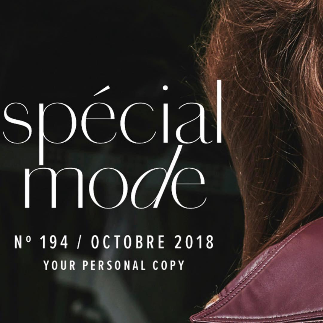 Air France Madame Octobre 2018 -3